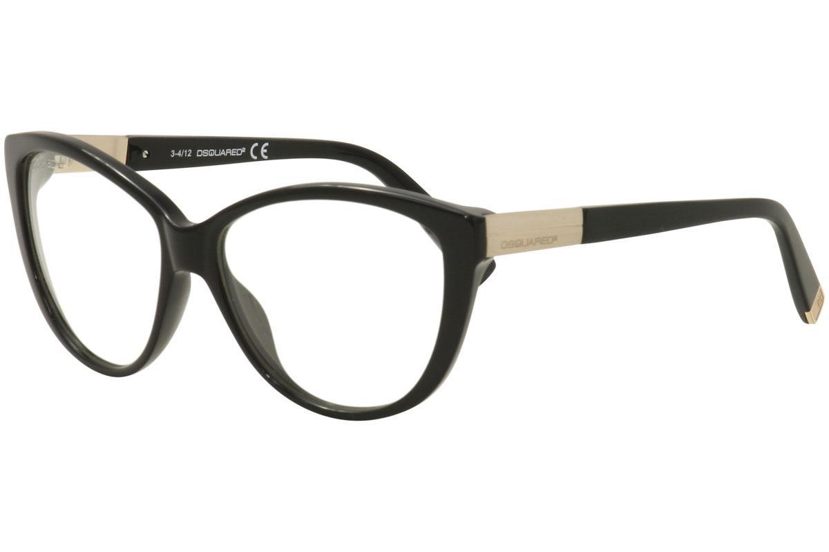 a22ac7d5301 Dsquared2 Women s DQ0112 DQ 0112 Cat Eye Sunglasses
