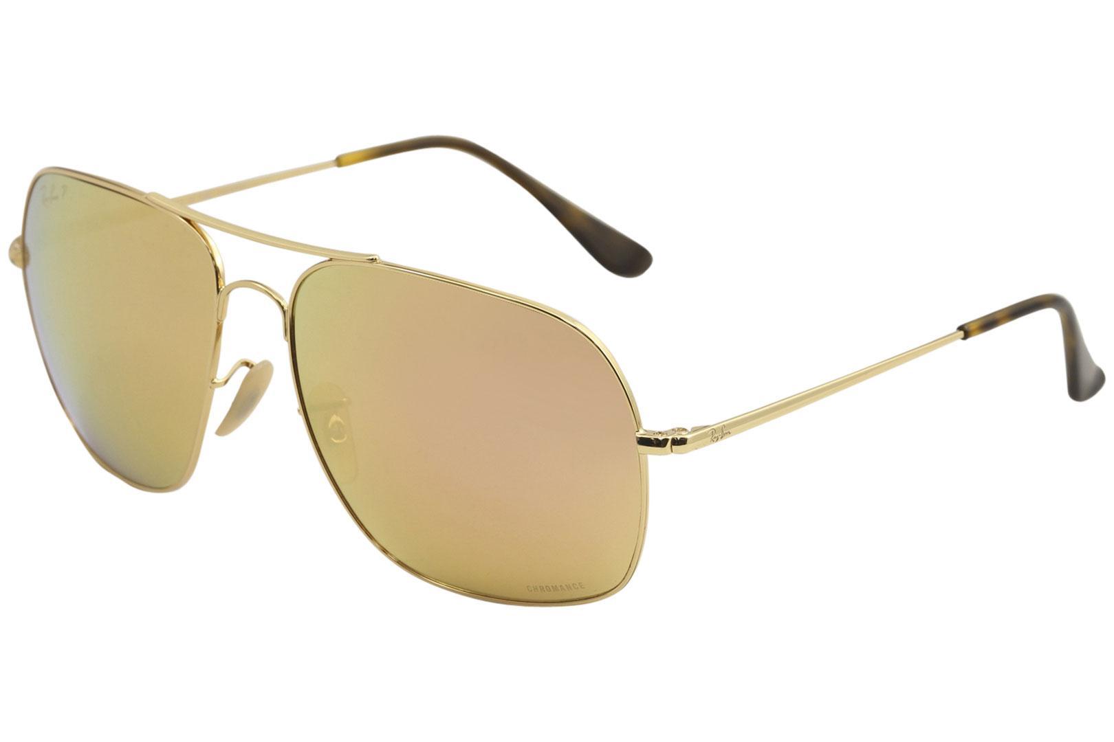 e6e2151e23e Ray Ban Men s RB3587CH RB 3587 CH Fashion Pilot RayBan Sunglasses