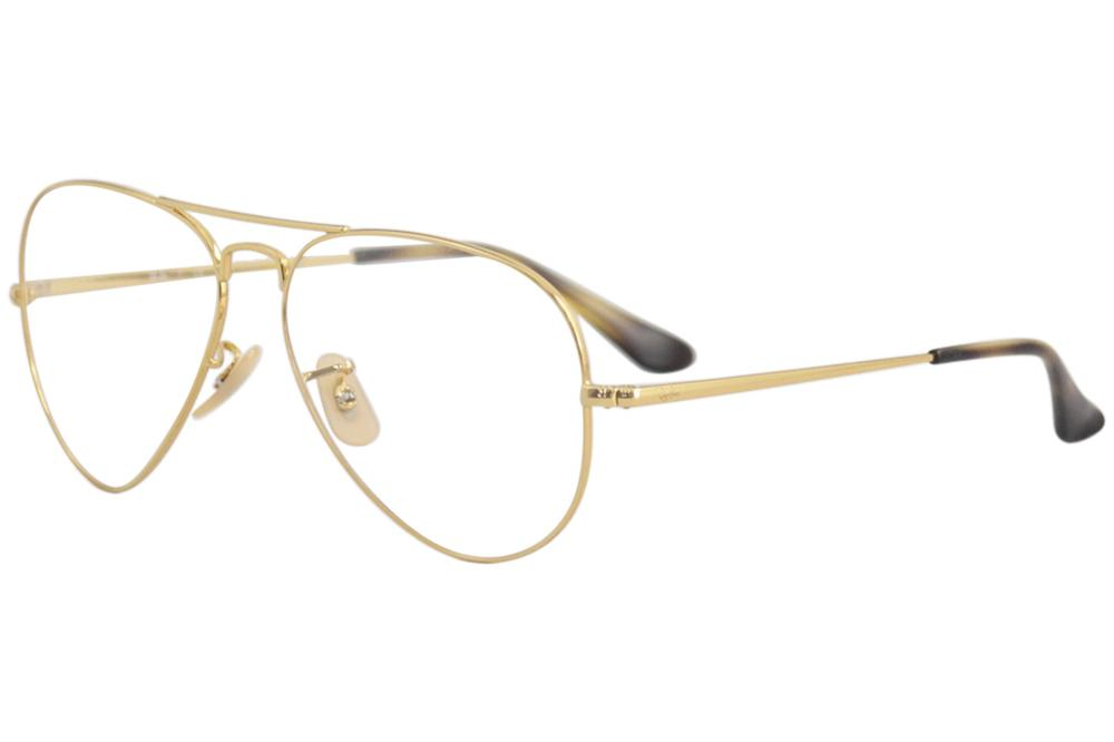 da69963fd910e Ray Ban Eyeglasses RB6489 RX6489 RX 6489 Full Rim Aviator RayBan Optical  Frame by Ray Ban