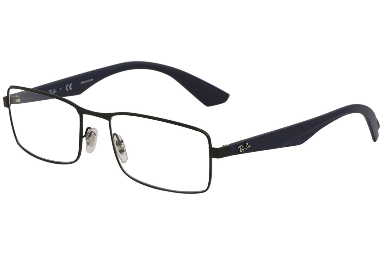 072e7e347a1 Ray Ban Eyeglasses RX6332 RX 6332 RayBan 2503 Matte Black Optical ...