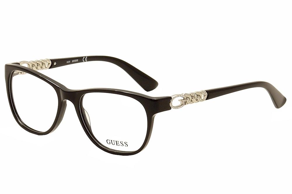 Guess Women\'s Eyeglasses GU2559 GU/2559 Full Rim Optical Frame