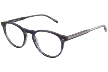 Lacoste Men's Eyeglasses Novak Djokovic L2601ND L/2601/ND Full Rim Optical Frame
