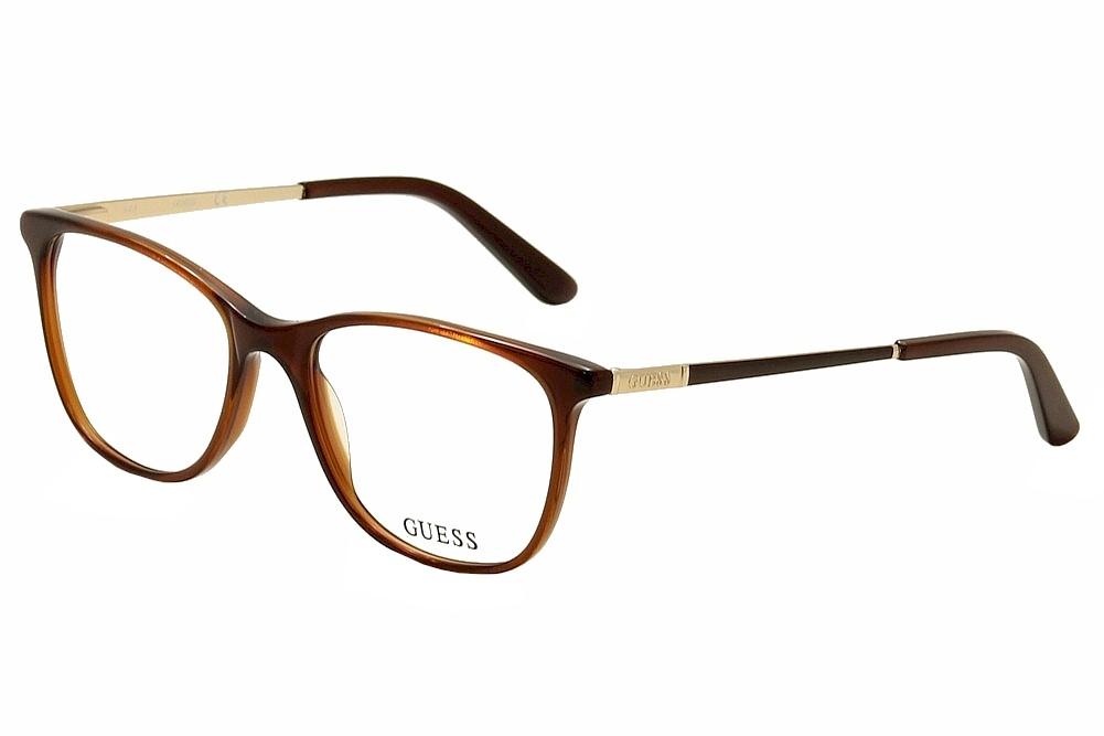 Guess Women\'s Eyeglasses GU2566 GU/2566 Full Rim Optical Frame