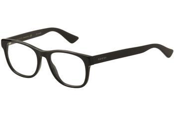 e369adb217f9 Gucci Men's Eyeglasses GG0004O GG/0004O Full Rim Optical Frame by Gucci