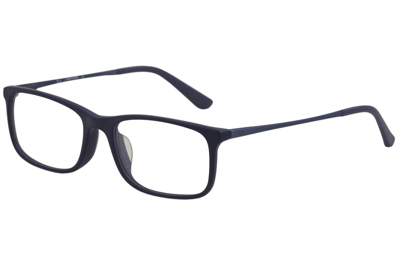 3dd36a2d9c Ray Ban Eyeglasses RX5342D RX 5342 D RayBan 5671 Matte Blue Optical ...