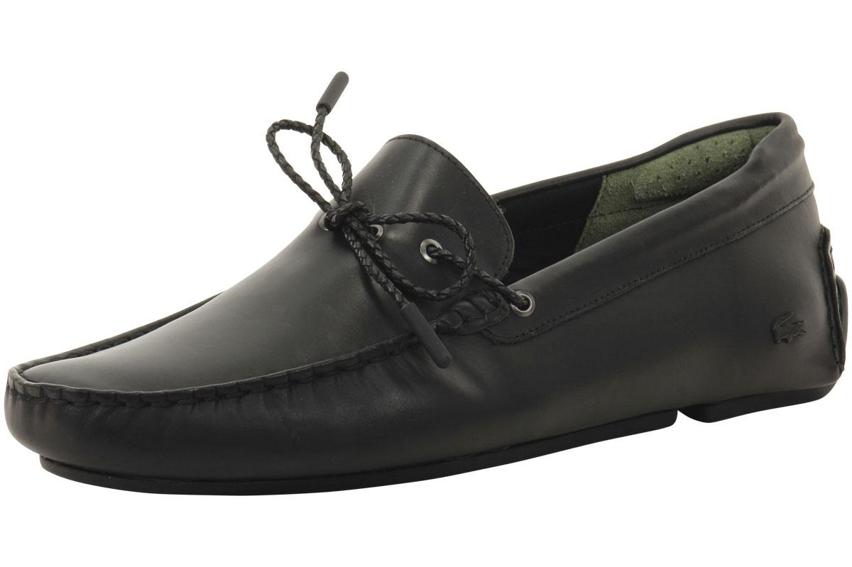 584ce532a Lacoste Men s Piloter Corde Slip-On Loafers Shoes by Lacoste