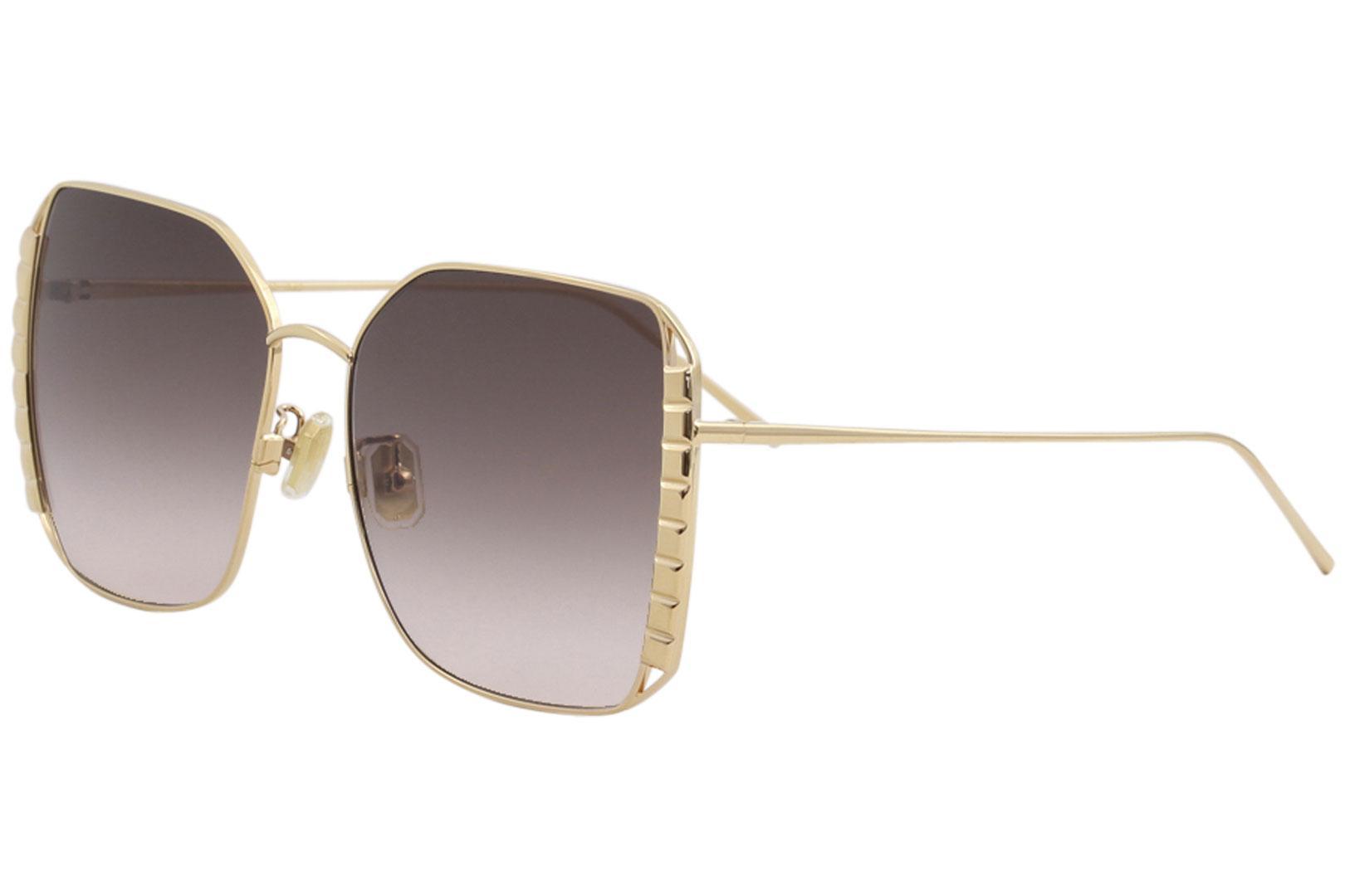 2440ef441a765 Boucheron Women's BC0042S BC/0042/S Fashion Square Sunglasses