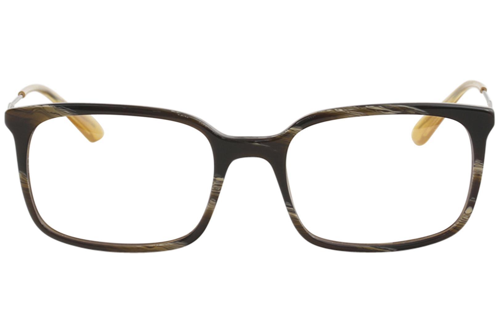 8b843f2242d Prada Men s Eyeglasses VPR16U VPR 16U Full Rim Optical Frame by Prada. 12345