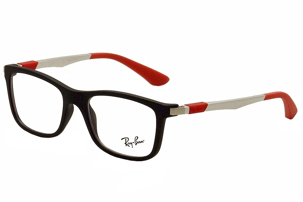 30a6bb90ae6 Ray Ban Junior Youth Eyeglasses RB1549 RB 1549 RayBan Full Rim Optical Frame