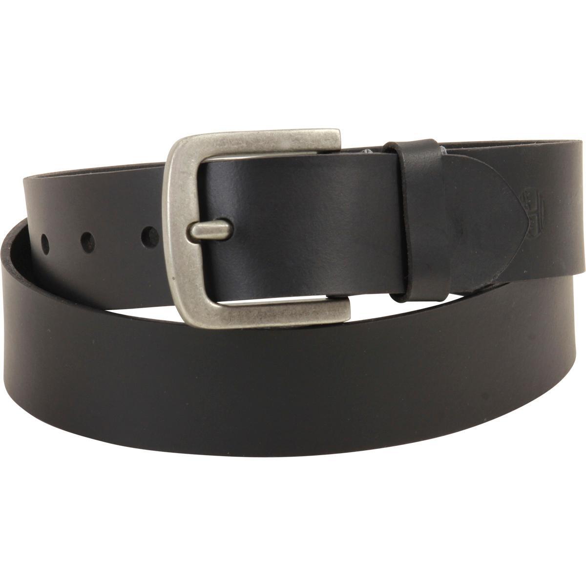 3e5b0b127d2 Timberland Men's Genuine Saddle Leather Belt