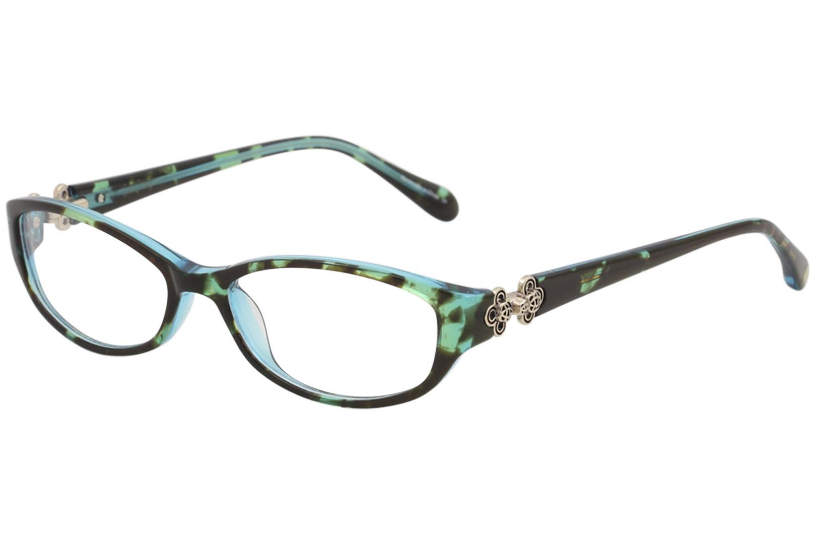 7aa961682b1 Lilly Pulitzer Women s Eyeglasses Kolby Full Rim Optical Frame by Lilly  Pulitzer. Touch to zoom
