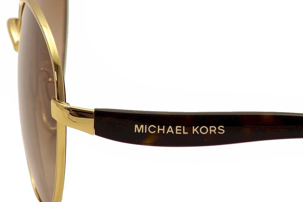 5bb2653fd2d0 Michael Kors Women's Sadie III MK1007 MK/1007 Round Sunglasses by Michael  Kors. 1234567