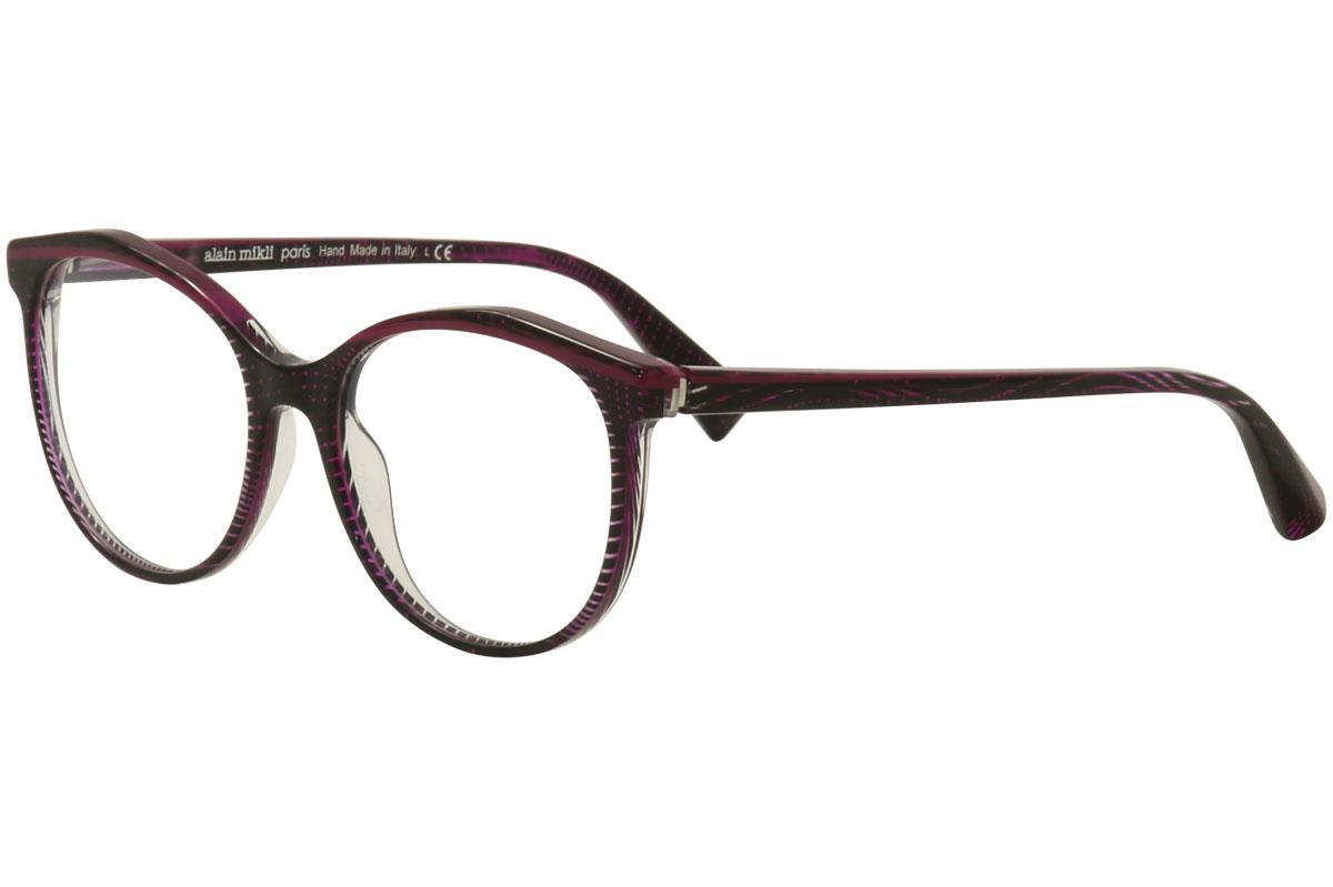 cd2de830743 Alain Mikli Womens Eyeglasses A03069 A0   3069 Full Rim Optical Frame