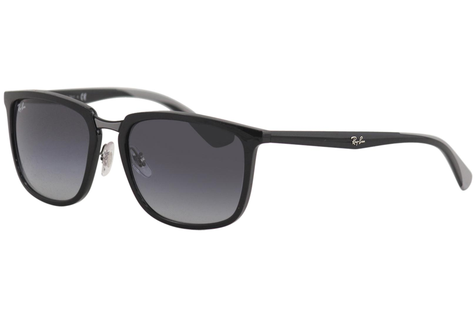 dbece7b022 Ray Ban Men's RB4303 RB/4303 RayBan Fashion Square Sunglasses