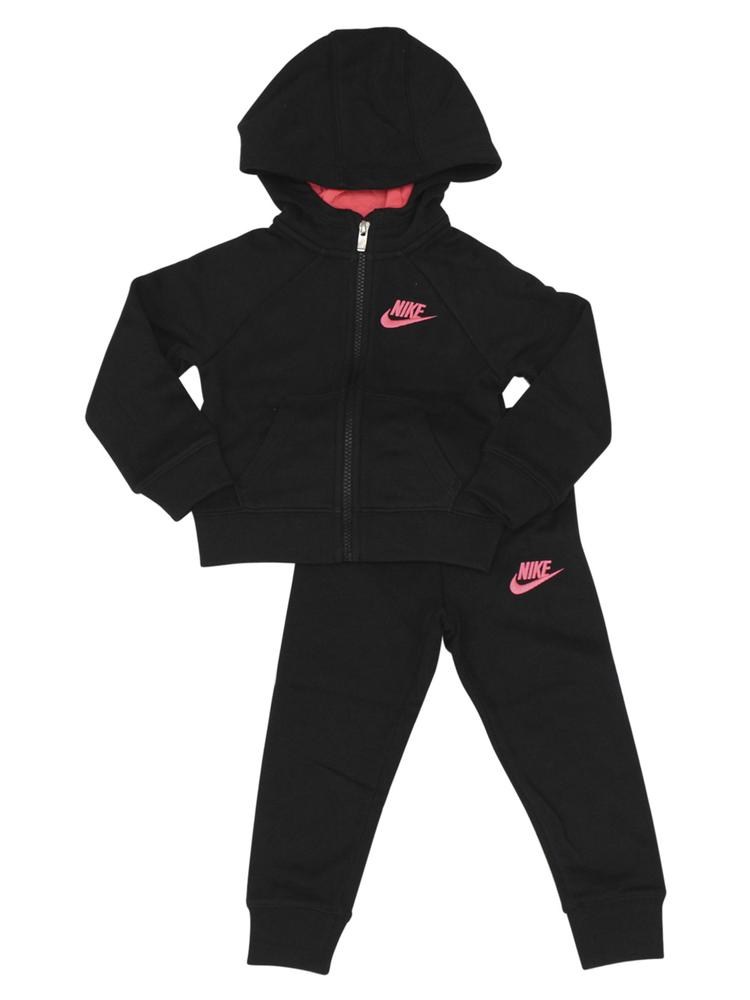 a03fe38e17 Nike Infant/Toddler Girl's 2-Piece Futura Hoodie & Pants Set