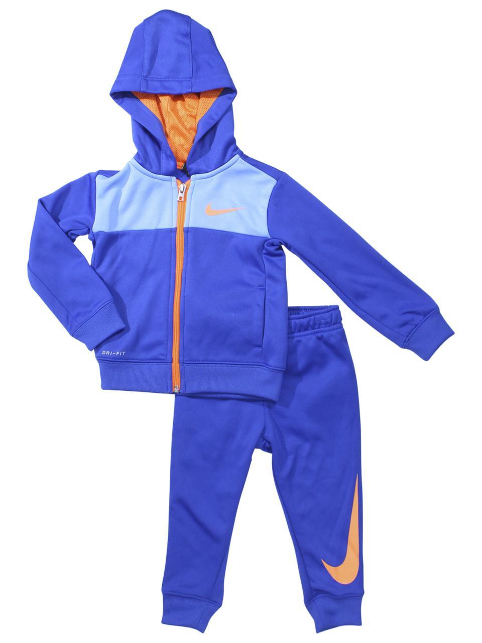 Nike Toddler Boy's 2-Piece Therma Dri-FIT Hoodie & Pants Set