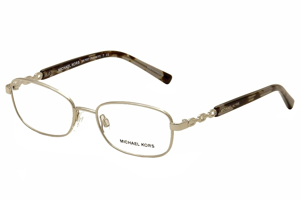 Michael Kors Women\'s Eyeglasses Sabina VI MK7007 MK/7007 Full Rim ...