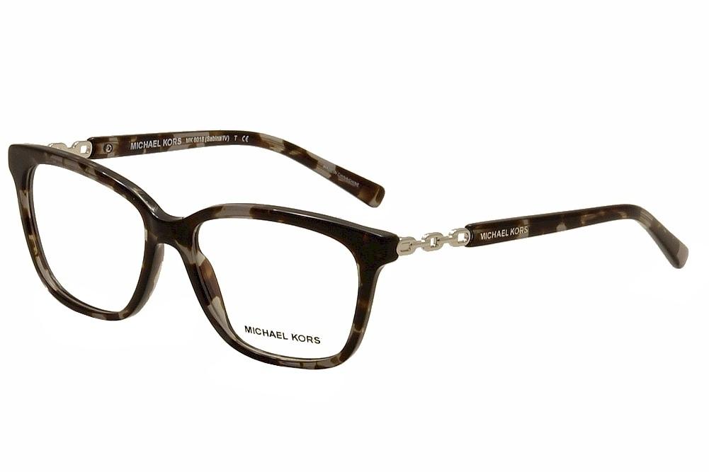 0205b94a9e6 Michael Kors Women s Eyeglasses Sabina IV MK8018 MK 8018 Full Rim Optical  Frame