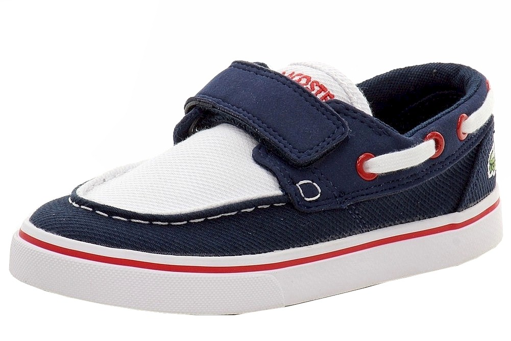 a456420f16 Lacoste Toddler Boy's Keel 116 2 Fashion Loafers Boat Shoes