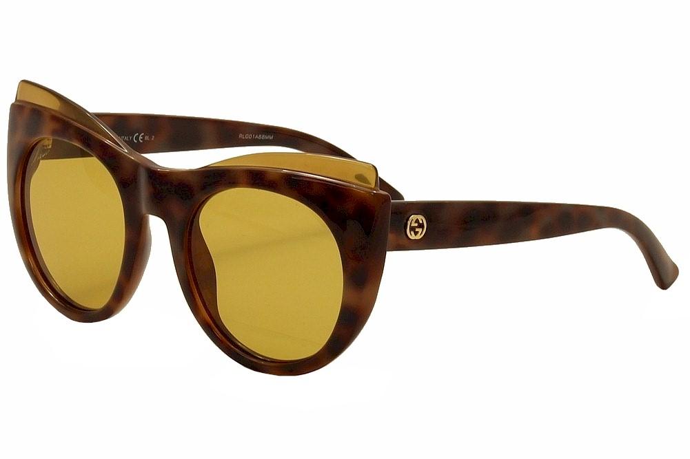 1a101bc6ebf Gucci Women s GG 3781S 3781 S Cat Eye Sunglasses