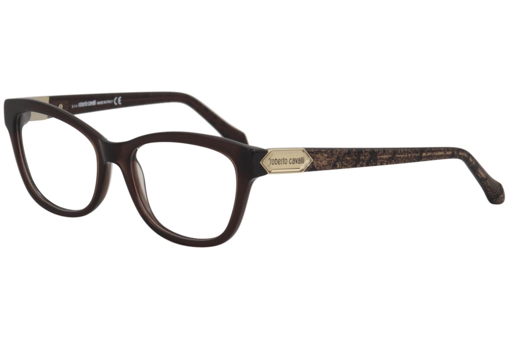 9f79d140761 Roberto Cavalli Women s Eyeglasses Algorab 810 Full Rim Optical Frame