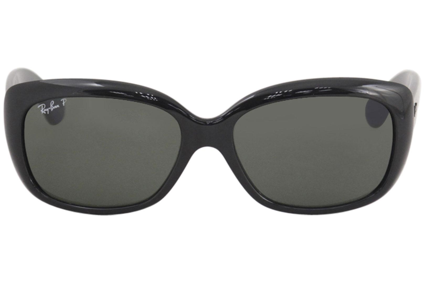 7eb154e4f9d Ray Ban Women s Jackie-Ohh RB4101 RB 4101 Fashion Rectangle RayBan  Sunglasses by Ray Ban