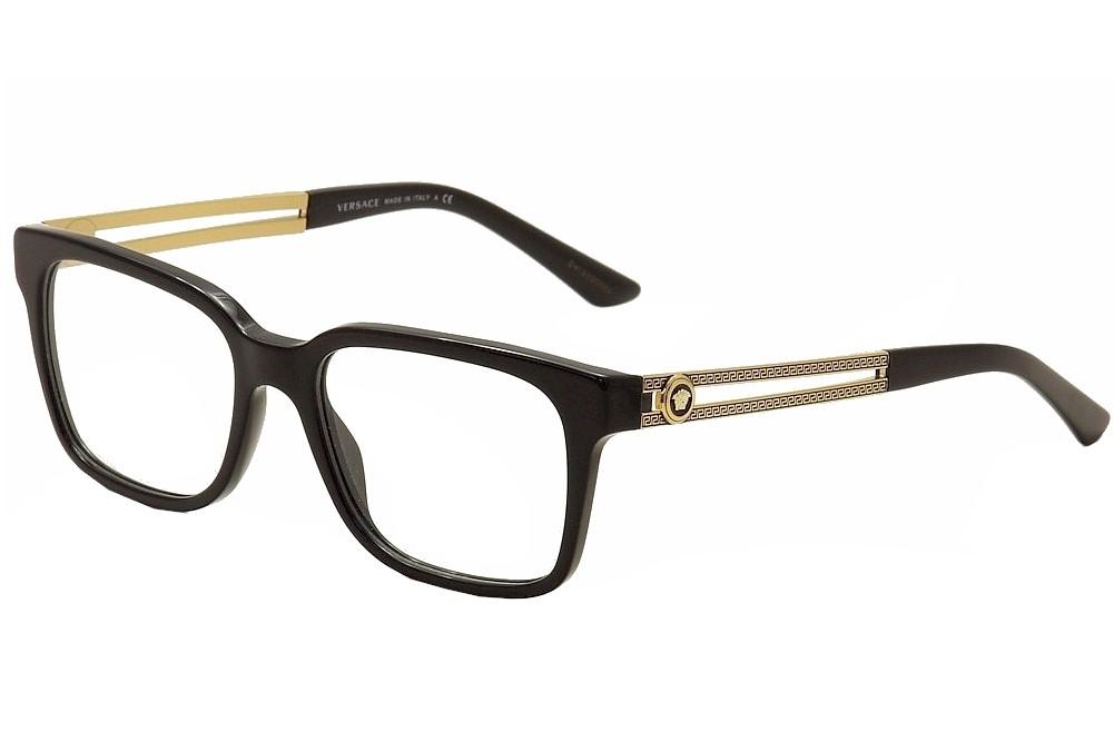 Versace Men\'s Eyeglasses VE3218 VE/3218 Full Rim Optical Frame