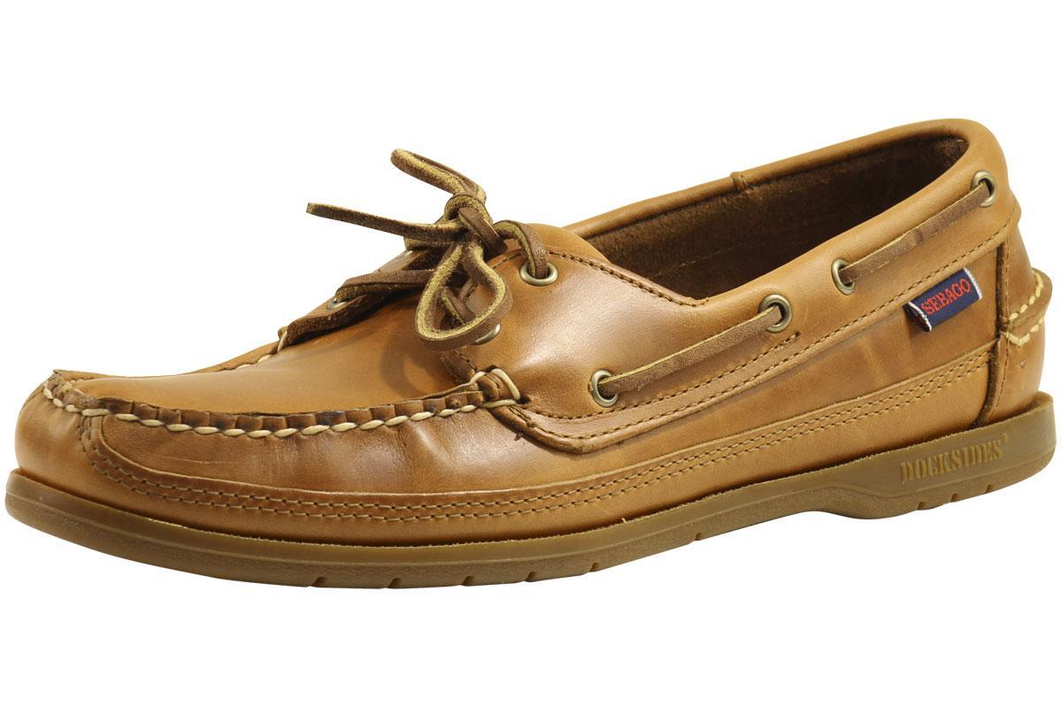 e9e8ef69fa5 Sebago Men s Schooner Loafers Boat Shoes