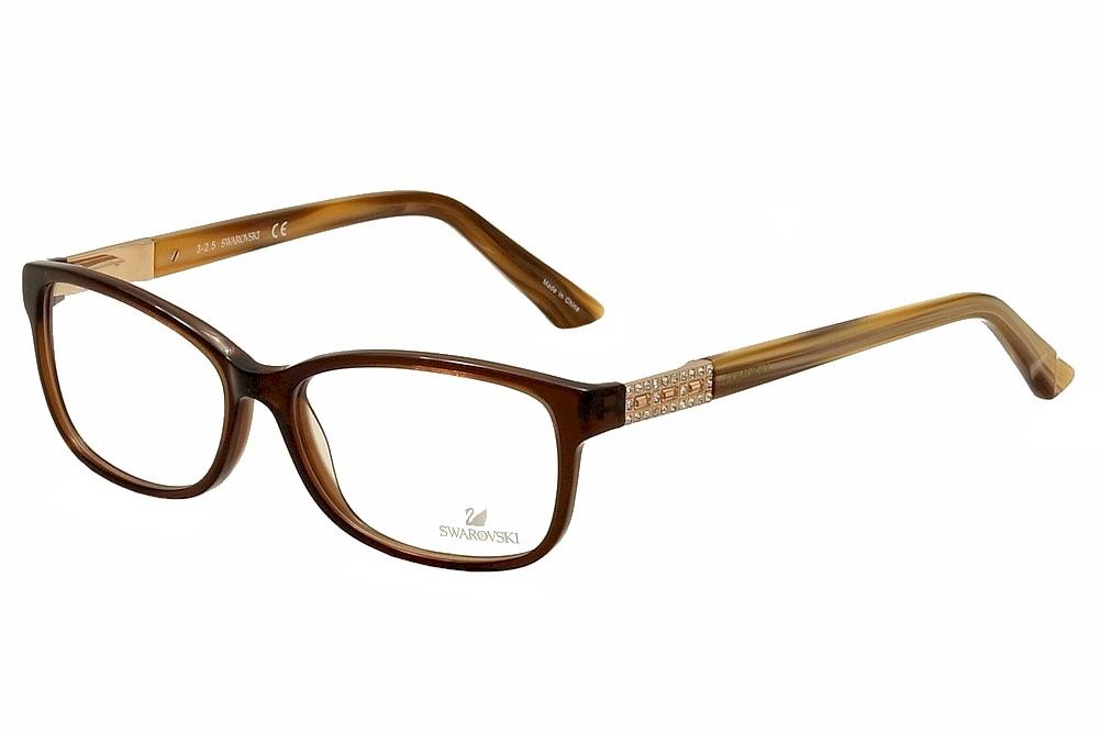 Daniel Swarovski Women S Eyeglasses Foxy Sw5155 Sw 5155