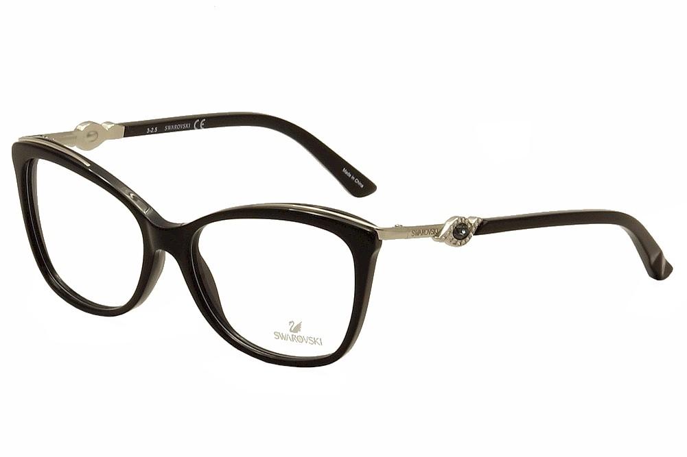 cab4a6ac7d7 Daniel Swarovski Women s Eyeglasses Faith SW5151 SW 5151 Full Rim Optical  Frame
