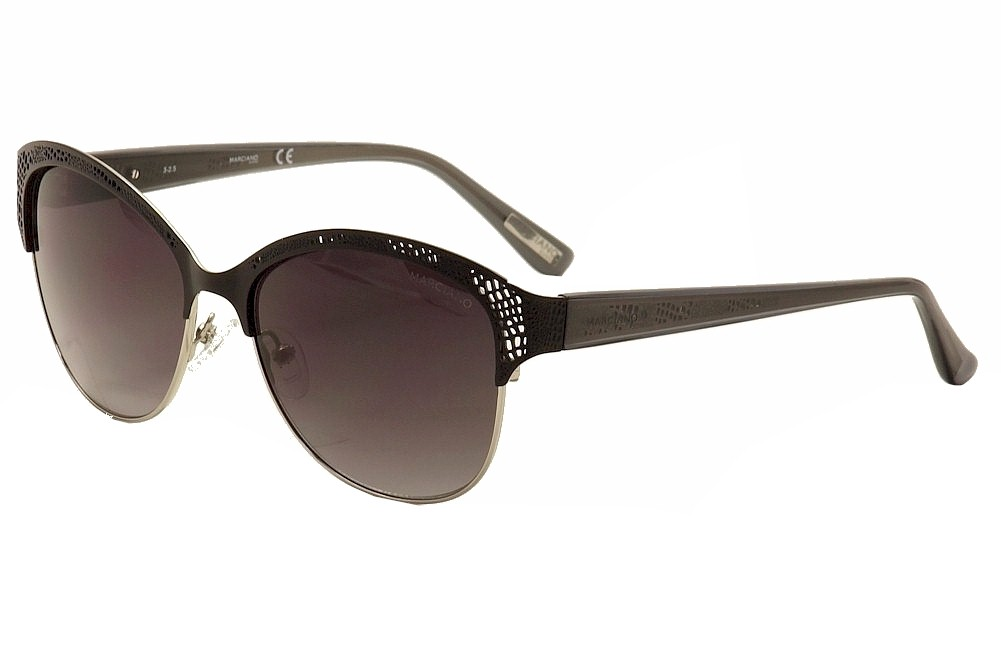 Image of Guess By Marciano Women's GM0743 GM/0743 Fashion Sunglasses - Black - Lens 56 Bridge 16 Temple 135mm