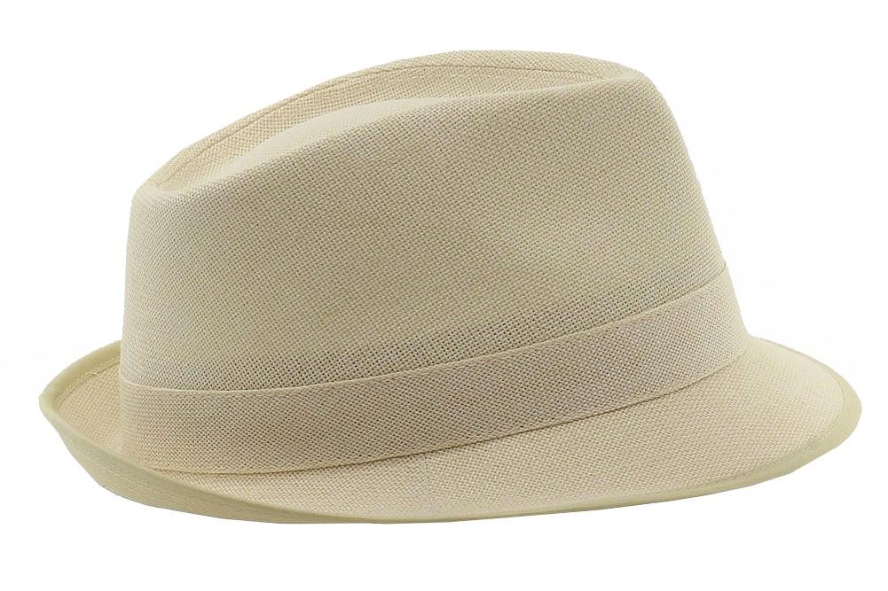 Henschel Men s Woven Linen Fedora Hat by Henschel. 12345 82fe8610858
