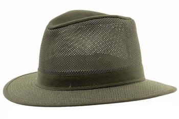 Henschel Men's Packable Mesh Breezer Safari Hat  UPC: