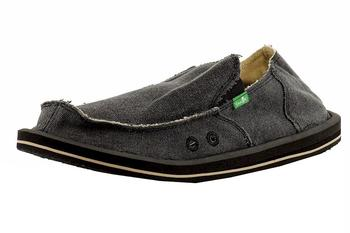 Sanuk Men's Big & Tall Vagabond Fashion Sidewalk Surfer Loafers Shoes UPC: