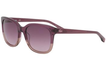 Lacoste Women's L815S L/815/S Fashion Square Sunglasses