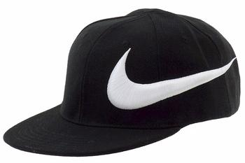 Nike Youth Boy's Embroidered Swoosh Logo Snap Back Cap Baseball Hat UPC: