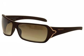 Tag Heuer Men's Racer TH9202 TH/9202 TagHeuer Wrap Sunglasses  UPC: