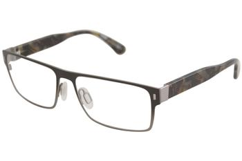 Hugo Boss Men's Eyeglasses 0105 Full Rim Optical Frame