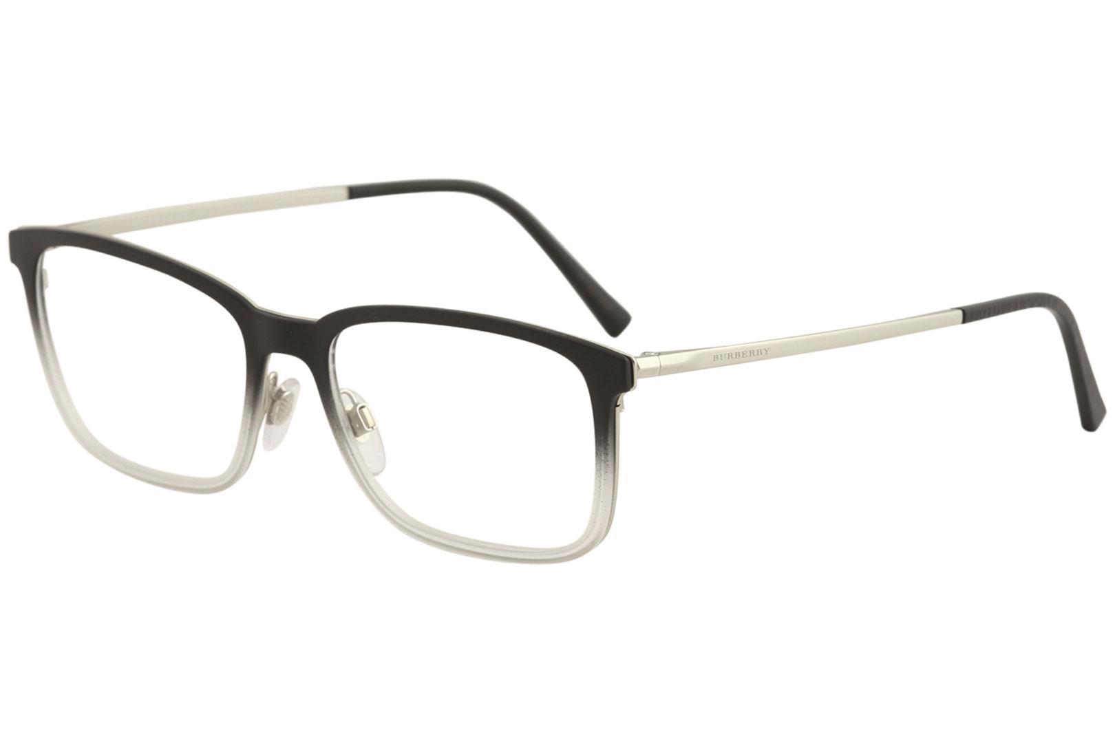 Burberry Men\'s Eyeglasses BE1315 B/1315 Full Rim Optical Frame