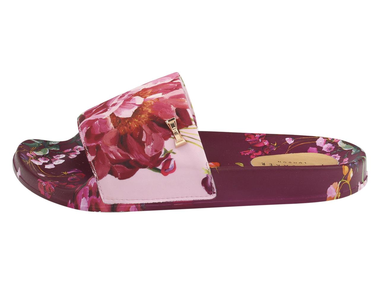 4bf13eedba1d4f Ted Baker Women s Qarla Slides Sandals Shoes