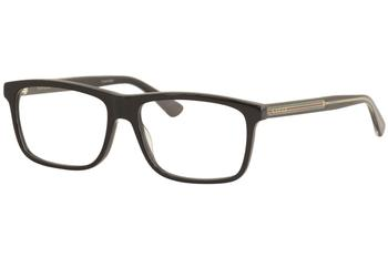 8042ef6dbd5 Gucci Men s Eyeglasses GG0384O GG 0384 O Full Rim Optical Frame