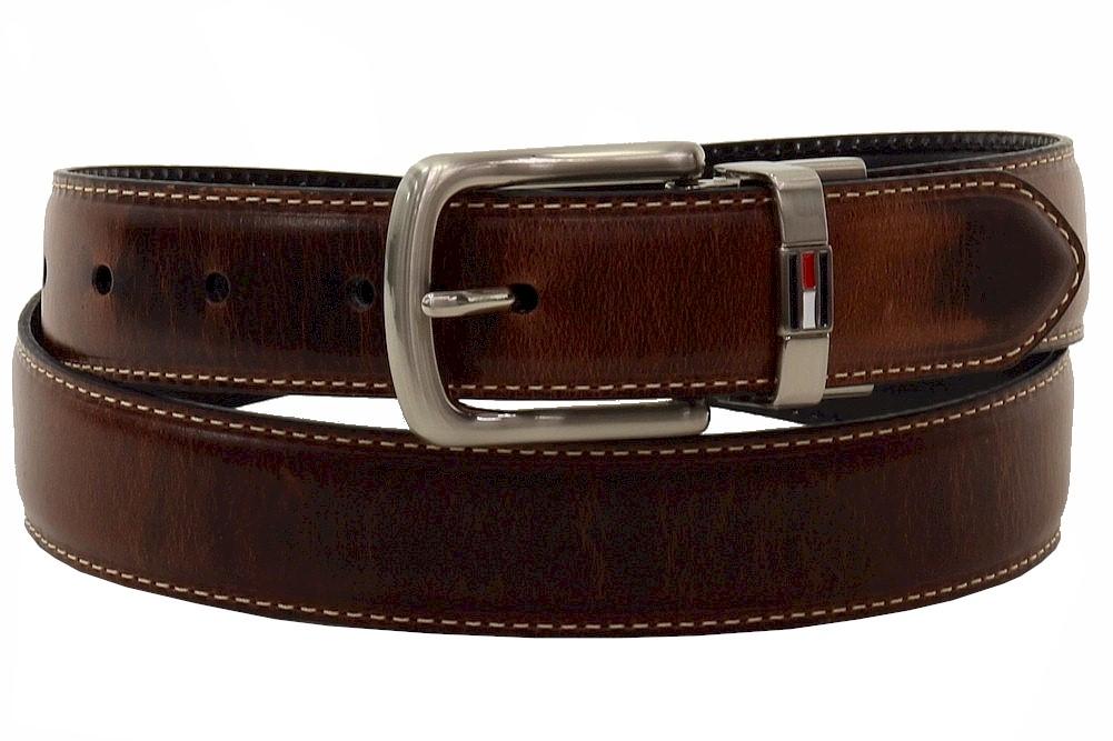 89a6657e03d9 Tommy Hilfiger Men s Reversible Belt