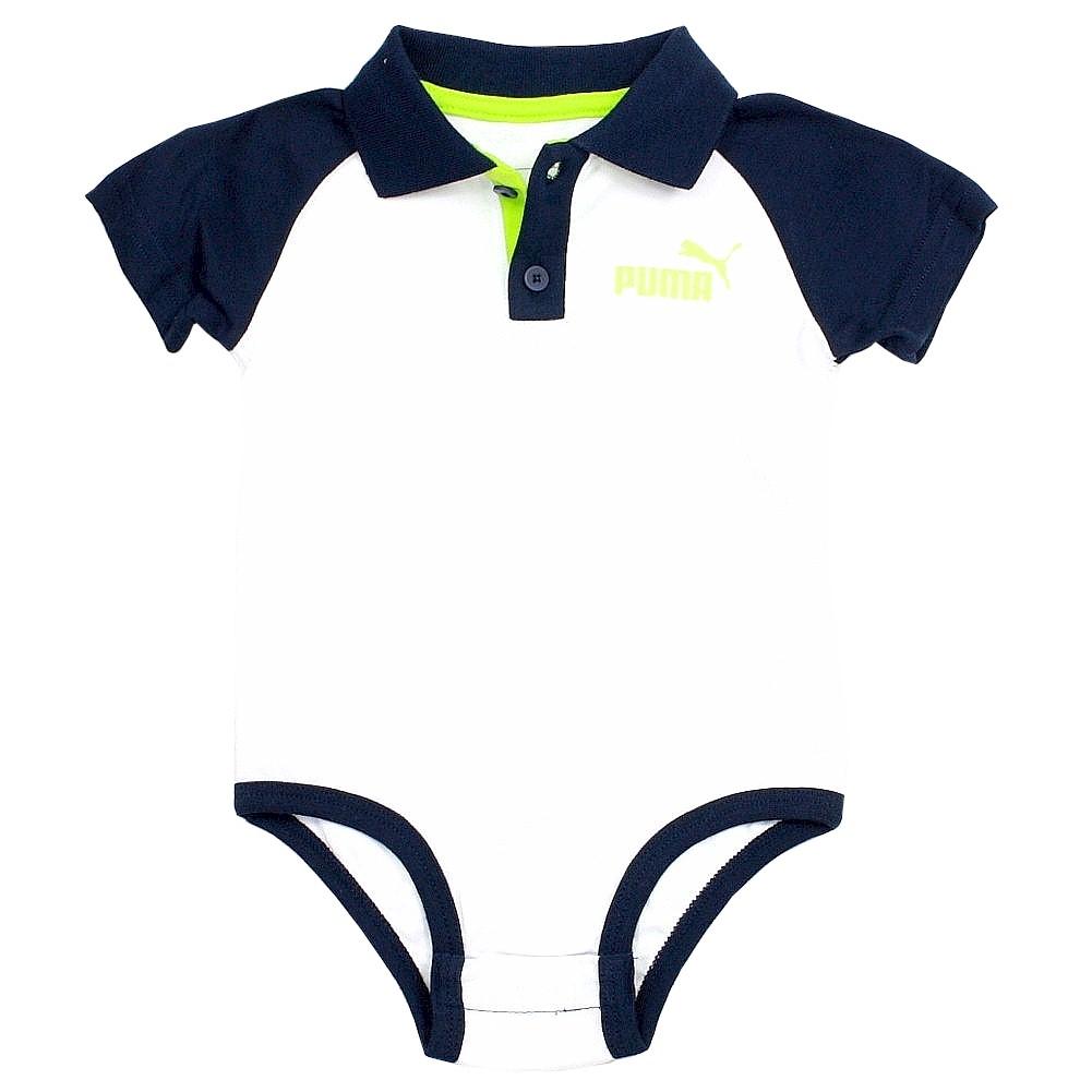 Puma Infant Boy s Short Sleeve Polo 3 Piece Pants Set