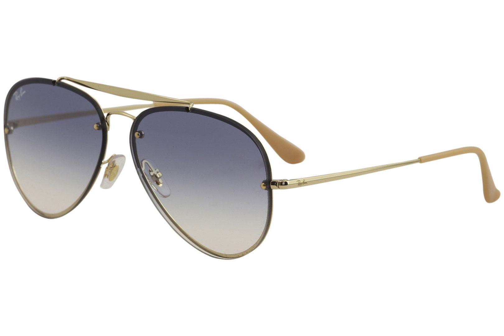 2a1da4cde44f8 Ray Ban Blaze Aviator RB3584N RB 3584 N RayBan Fashion Sunglasses