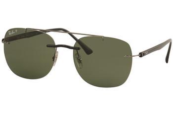 a6db9b6fd95b RAY BAN RB 3385 Sunglasses Rayban RB3385 Gunmetal 004/58 Polarized