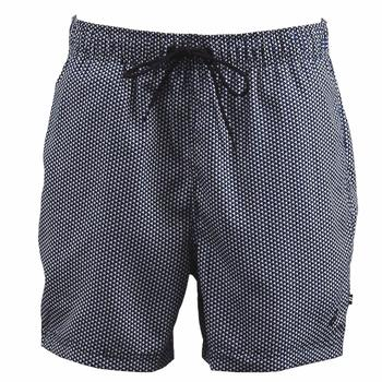 Nautica Men's Rec-Tech Swimwear Micro-Arrow Trunk Swim Shorts