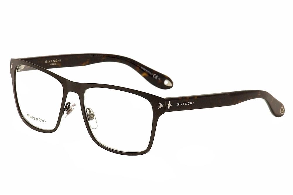 Image of Givenchy Eyeglasses GV 0011 GV/0011 Full Rim Optical Frame - Brown - Lens 55 Bridge 17 Temple 145mm