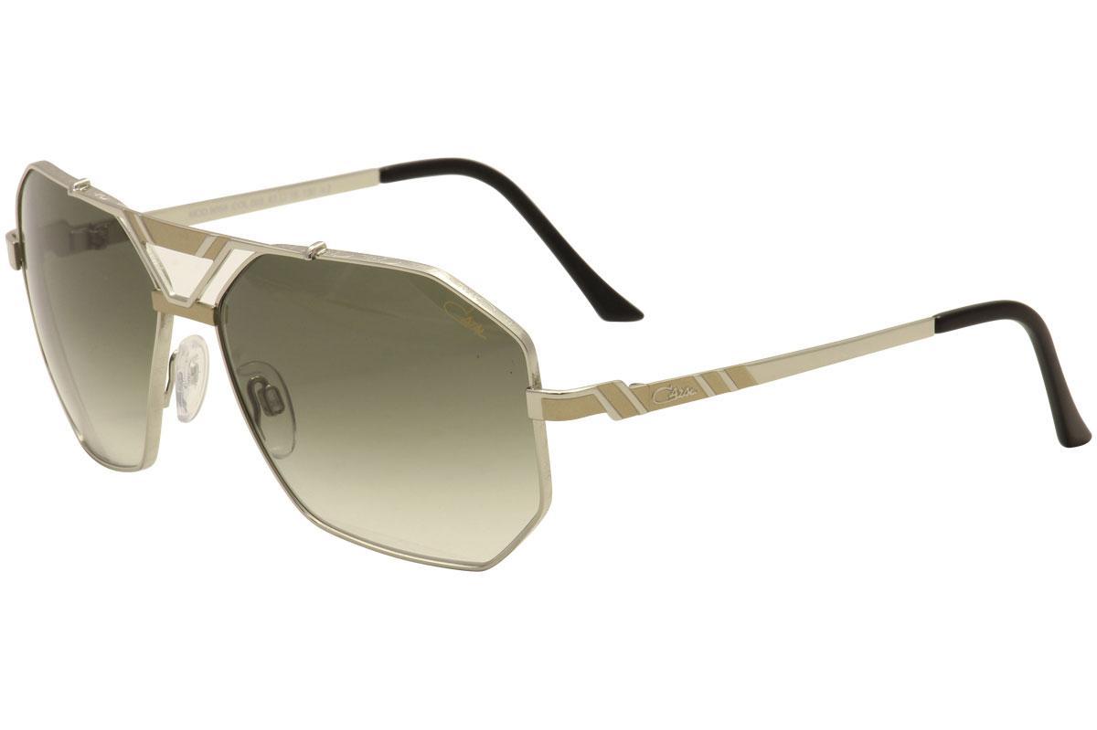 Cazal Legends Men's 9058 Fashion Aviator Sunglasses