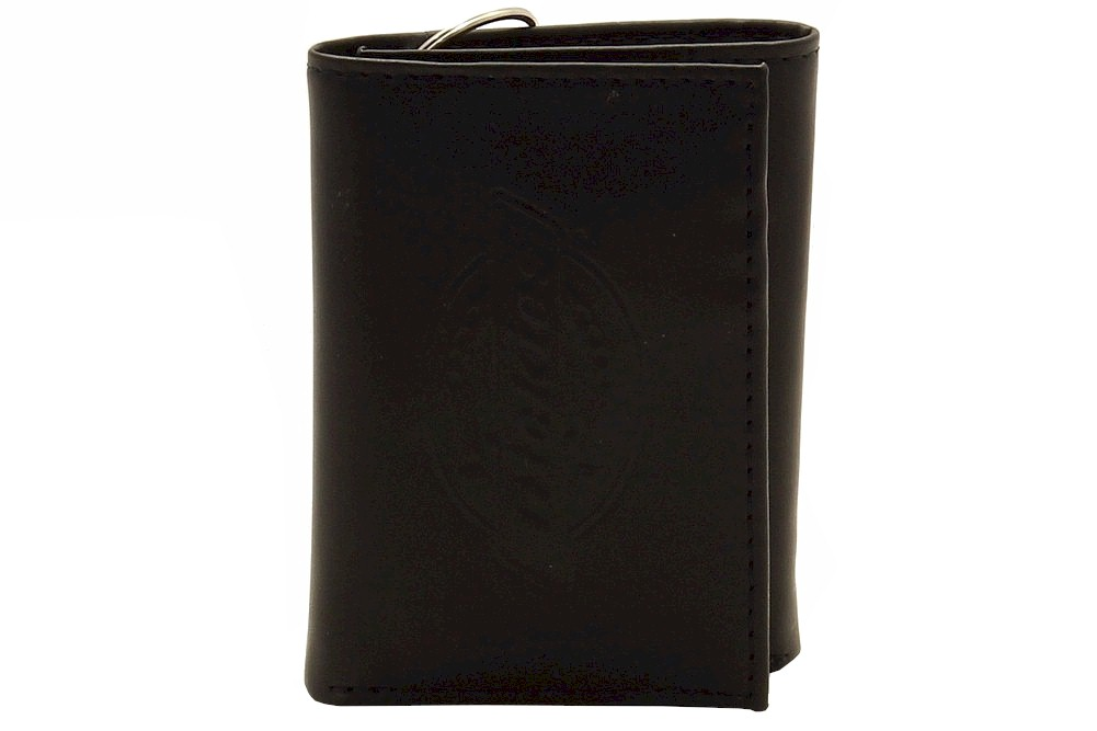 Dickies Men s Genuine Leather Tri Fold Chain Wallet