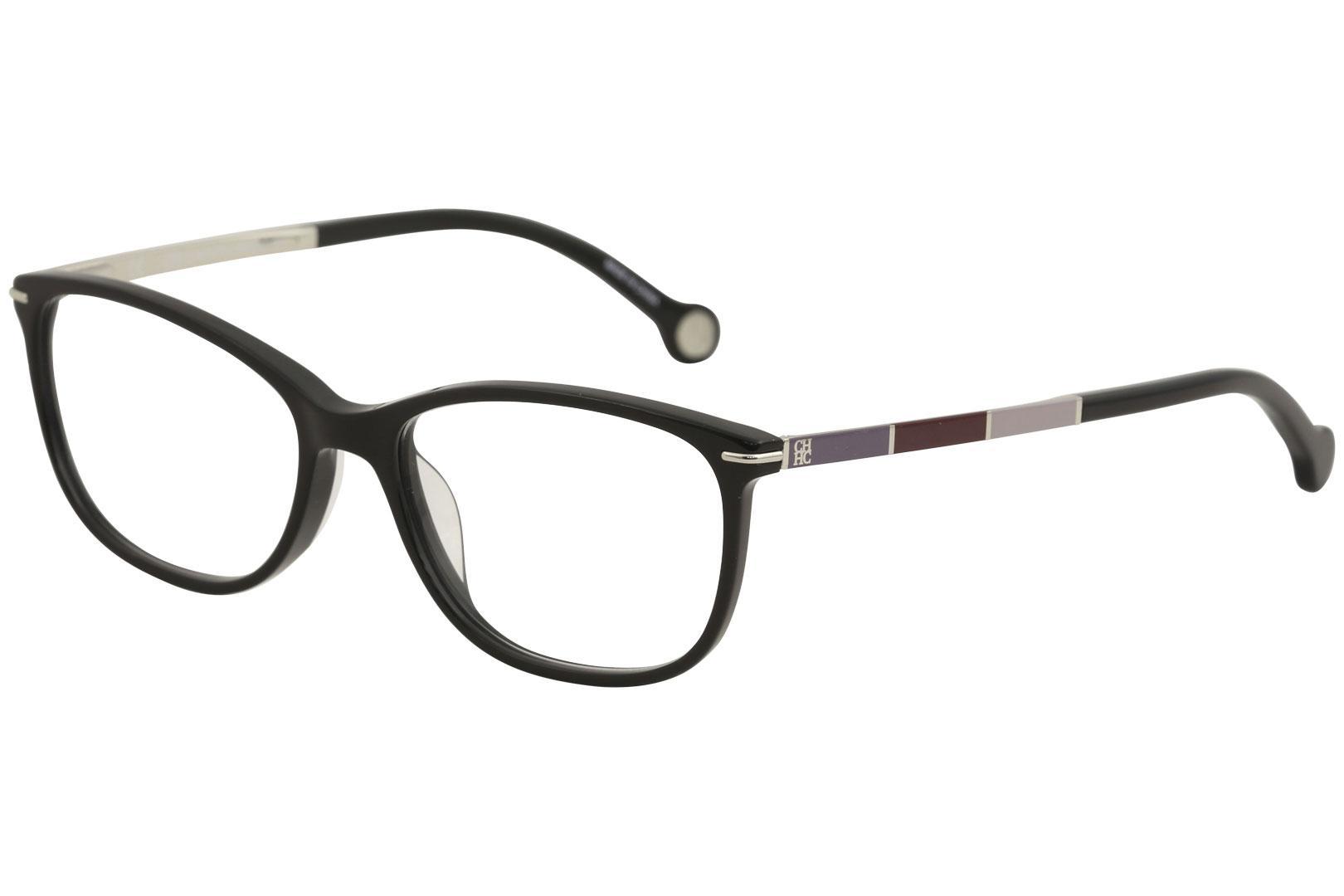 CH Carolina Herrera Women\'s Eyeglasses VHE670K VHE/670K Full Rim ...
